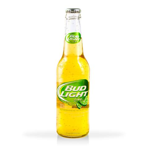 Bud Light Lime A by Bud Light Lime Bottle And The