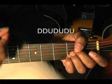 guitar tutorial wagon wheel quot wagon wheel quot darius rucker old crow medicine show guitar