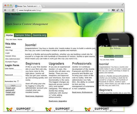 joomla templates responsive free top 10 free responsive joomla themes hongkiat