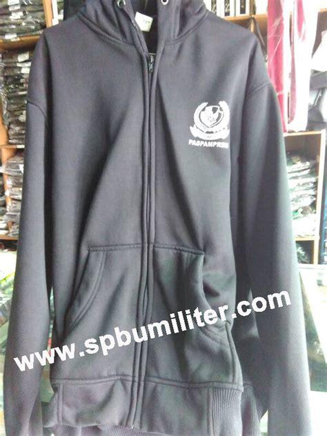 Jaket Layar Jatah sweater paspres spbu militer