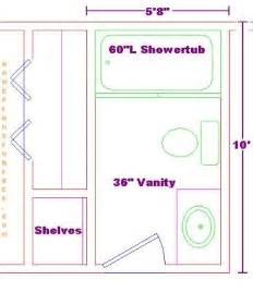 bathroom floor plans free free bathroom plan design ideas bathroom design 5 8 quot x10