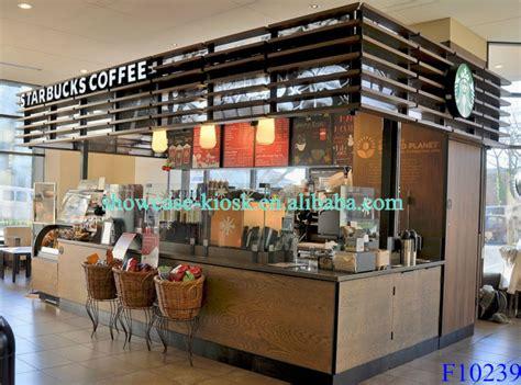 Starbucks Coffee Store Furniture,Mobile Coffee Bar,Coffee