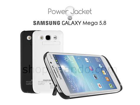 Handphone Samsung Mega Duos power jacket for samsung galaxy mega 5 8 duos 3500mah