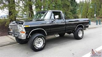 Ford F250 4x4 For Sale 1978 Ford F250 Ranger 4x4