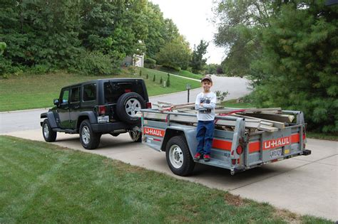 Jeep Jk Towing Capacity What Is The Towing Capacity Of A 2015 Jeep Wrangler