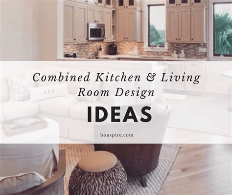 living room and kitchen combined combined kitchen living room design ideas houspire