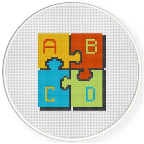 abcd pattern pdf charts club members only abcd cross stitch pattern
