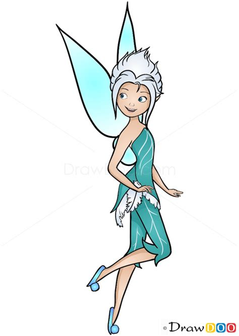 how to bell a how to draw periwinkle tinker bell
