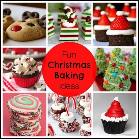 baking ideas for christmas and what to bake baking recipes makeitfakeitbakeit