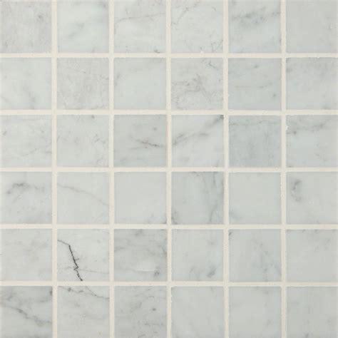 mosaic tile ms international flooring 12 in x 12 in ms international carrara white 12 in x 12 in x 10 mm