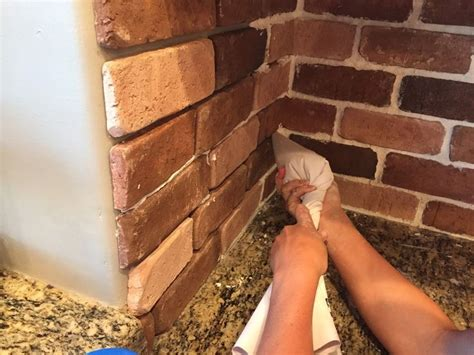 How To Install Brick Veneer On Interior Wall by 25 Best Ideas About Masonry Veneer On Brick