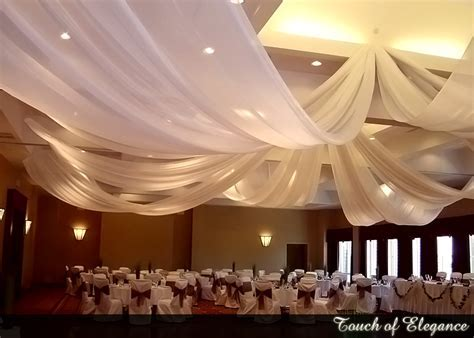 Ceiling Canopies, Wedding decoration, Reception Halls