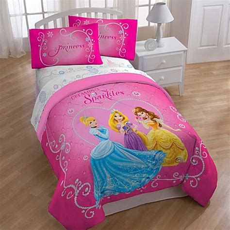 disney bedding disney 174 princess tiara bedding and accessories bed bath