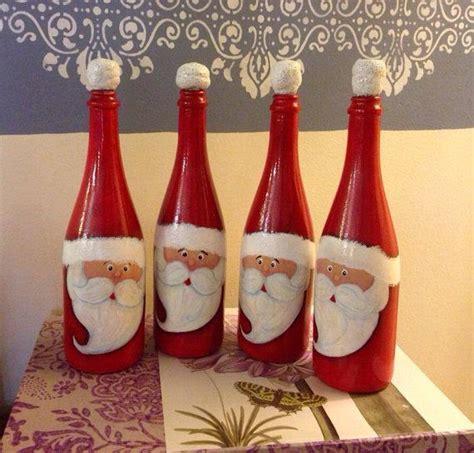 amazing wine bottle christmas crafts