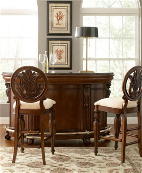 braxton home bar collection furniture macy s