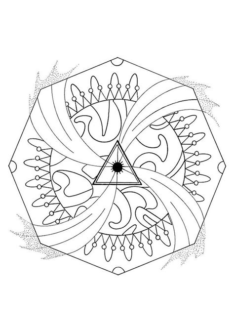 energy mandala coloring pages energy whirl mandala coloring pages hellokids com