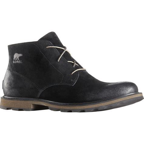 sorel mens boots sorel madson chukka boot s backcountry