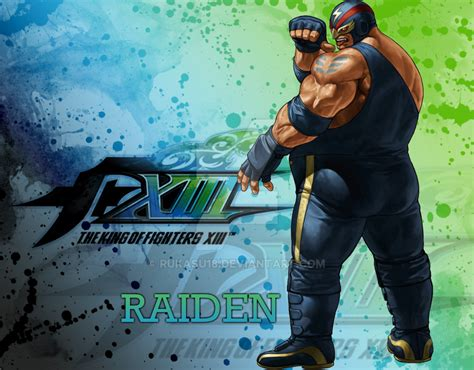 king of fighters xiii mugen raiden xiii by o kof xiii raiden by rukasu18 on deviantart