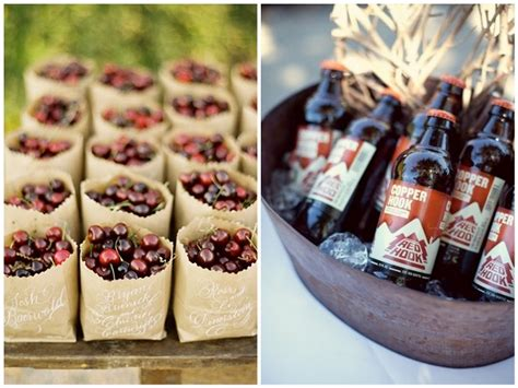 best edible wedding favor ideas picture of delicious and pretty edible fall wedding favors
