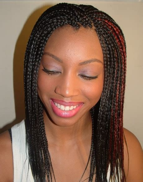 platted hairs styles for black women plait braid hairstyles