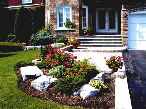 terraced front yard landscaping small front garden designs ideas the