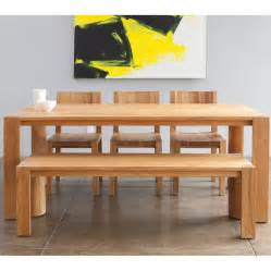 dining room bench table dining table bench seat 187 gallery dining