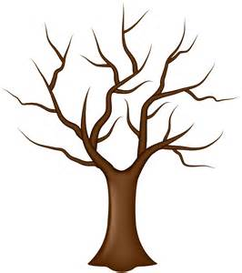 Tree Trunk With Branches Template by Tree With No Leaves Clipart Clipground