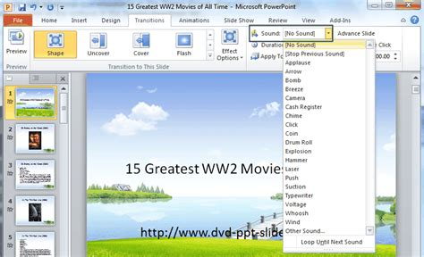 powerpoint tutorial transitions how to add transitions in powerpoint 2010 powerpoint e