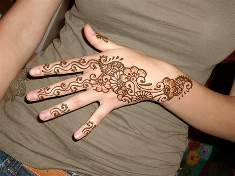 henna tattoo cool design 10 simple henna designs