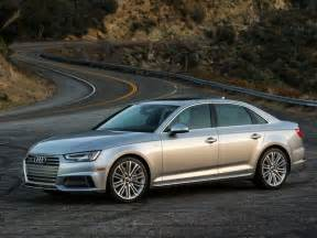 2017 audi a4 first review   kelley blue book