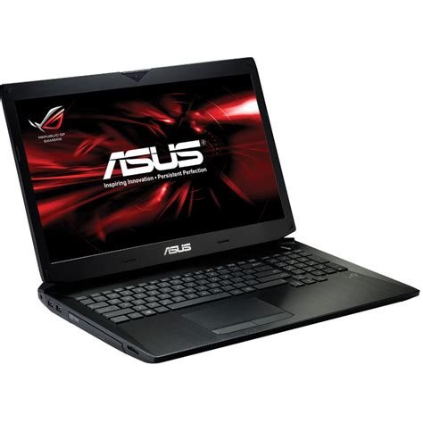 Asus Rog G750jw Db71 Notebook Review asus republic of gamers g750jw db71 17 3 quot g750jw db71 b h