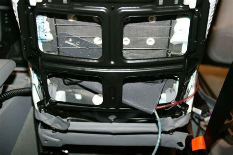 Bmw Support by Bmw E46 Lumbar Support Retrofit Diy