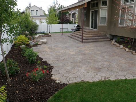 Backyard Flat by Patio Ideas For Flat Yard 28 Images Flat Deck In The