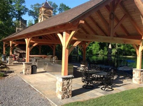 outdoor pavillon outdoor fireplace in picnic shelter search