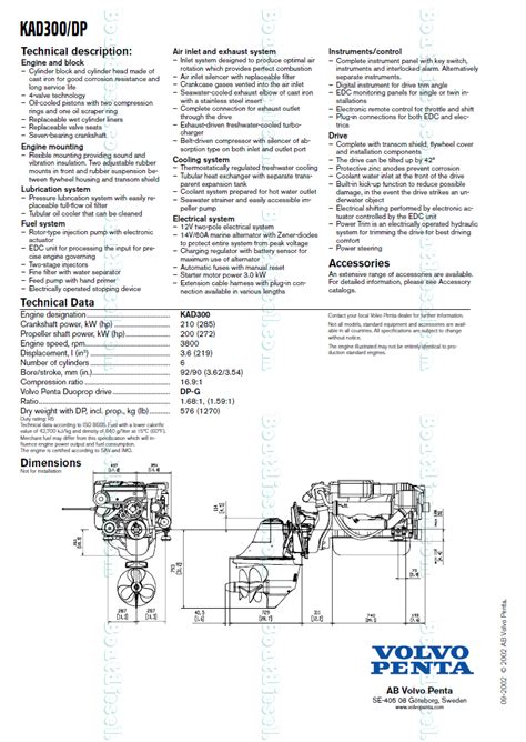 volvo penta aq125a wiring diagram 4 3 marine fuel