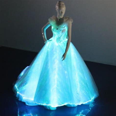 light up star costume aliexpress com buy newest fashion light up fiber optical
