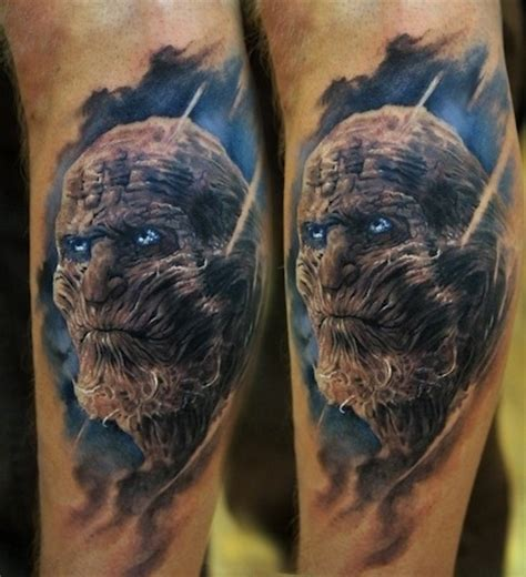 10 outstanding game of thrones tattoos amp the most shocking