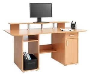 Jysk Ca Computer Desk Desk Kongerslev Beech Jysk