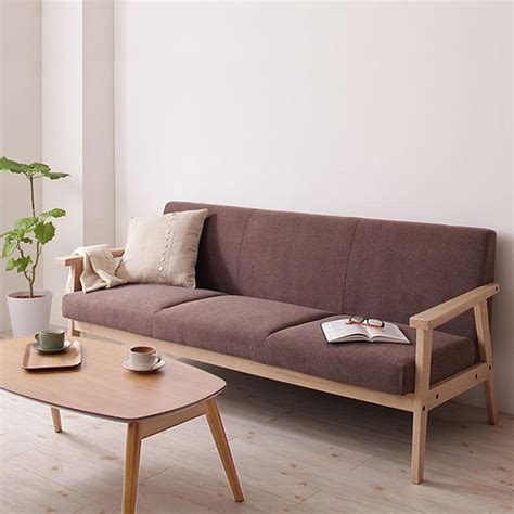small size sofa living room sofa cafe restaurant wood sofa armchair fabric