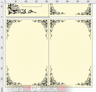 desain undangan pernikahan coreldraw x7 cara desain undangan menggunakan coreldraw kelas desain