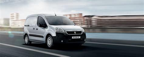 peugeot electric peugeot partner electric milieuvriendelijke bedrijfsauto