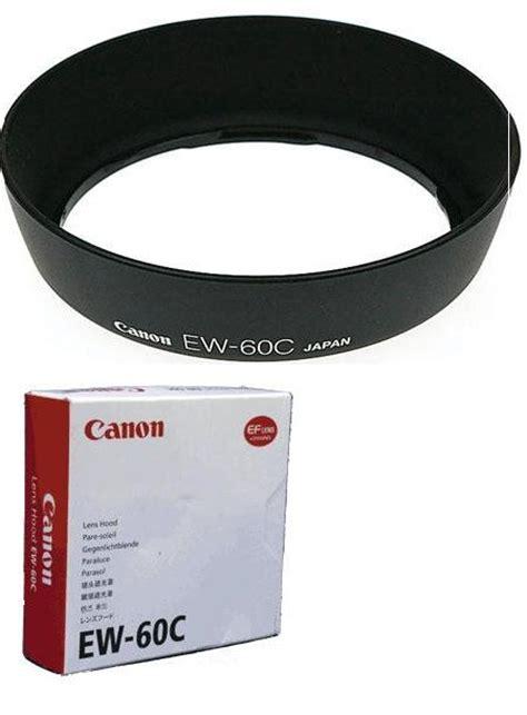 Ew60 C For Canon 18 55mm F3 5 5 6 canon lens ew 60c for canon ef lenses 2639a002 163 10 25
