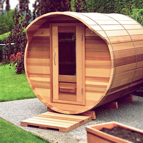 Sauna D Extérieur 208 by Hammam Exterieur Bois Maison Design Wiblia