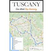 See The Best Of Tuscany In One Week