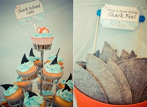 baby shark themed party shark party with diy tips guest feature celebrations