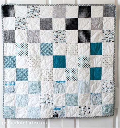 Patchwork Patterns For Baby Quilts - ombre baby quilt pattern favequilts