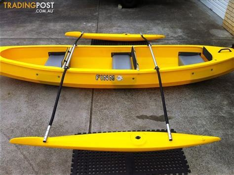 finn reflection 3 man canoe for sale in sydney nsw finn - Canoes For Sale Nsw