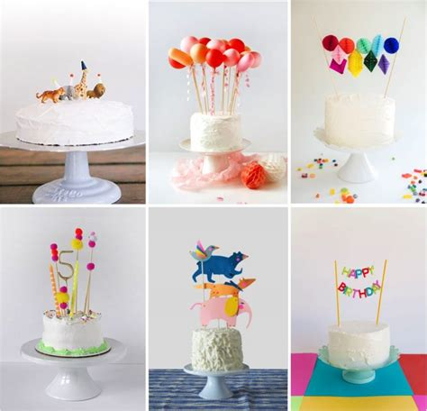 home made cake decorations 6 easy cake decorating ideas that anybody can recreate