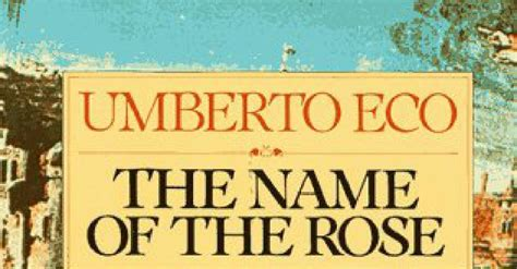 the name of the umberto eco the name of the rose 1980 pdf docdroid