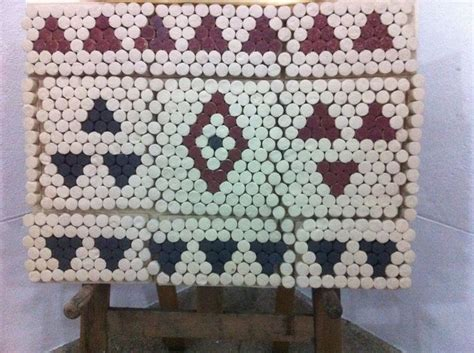 Bonia 834 Ceramic mosaico sumerio con teselas c 243 nicas mi cer 225 mica